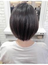 ショートカットが得意な美容師★メルトカラーの小顔ショートヘア 就活.45