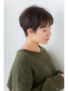 【aRietta馬場】センシュアルショート×丸みショート