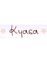 キャサ(kyasa)