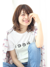 【GARDEN】ナチュラルミディアム(田塚裕志) デジタルパーマ.55