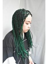 グリーン×ブラックブレイズ.1