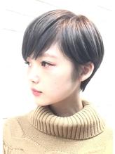 【PHASE/三畑賢人】小顔に似合わせショートカット◎青山 表参道 40代.30