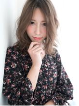 フェアリー×エレガンス☆とろみカラー品格ミディ フェミニン.29