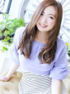 【ヘアジュレドゥ 小澤】 大人愛され女子ロング☆