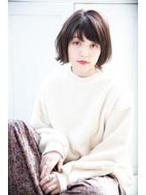 【Rire-リル銀座-】外ハネショートボブ.4
