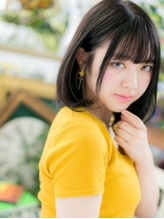 *bliss北浦和*学校・オフィスOK!暗髪・黒髪ワンカールa.15