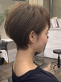 大人レイヤーショート/前髪あり/小顔/30代.40代.50代/