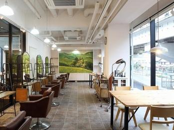 オアシスヘアモード(Oasis hairmode)(広島県安芸郡府中町/美容室)