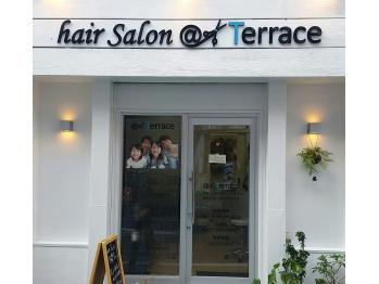 ヘアーサロン アットテラス(hair Salon @.Terrace)