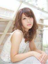 premier models☆大人ミディアム☆(ゆるふわデジタルパーマ)  .54