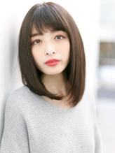 『BUMP 表参道』大人かわいい ナチュラルストレート【佐藤健一】.45