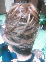 盛りアップ 盛り髪.50