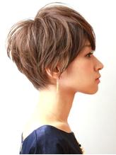 大人かっこいいベリーショート サイド【 RENJISHI 渡邊 陽平 】 .4