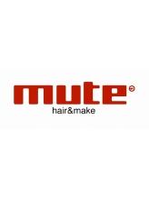 ミュート ヘアーメイク(mute hair make)