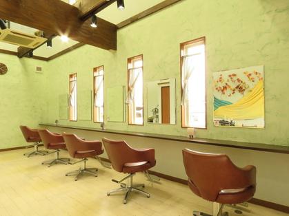 ヘアアピス 巣子店(hair apis) image