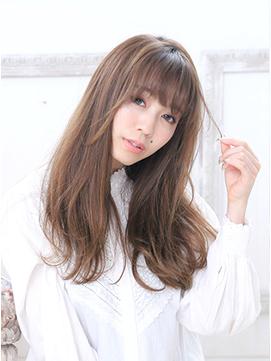 【KAINO】大人かわいいラブベージュカラー
