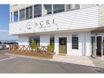 アクリ オーガニック ヘアー サロン(ACRI organic hair salon)