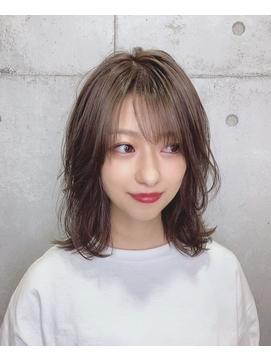 ★佐藤寿仁★20代30代/愛されミディアムレイヤー★air-GINZA★