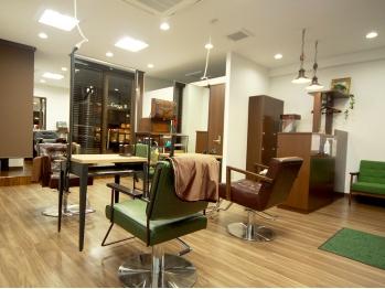 ヘアメイク グリーン アール(HAIR MAKE Green R)(神奈川県横浜市青葉区)