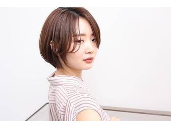 トータルビューティーヘアーアール(total beauty hair R)(東京都北区)