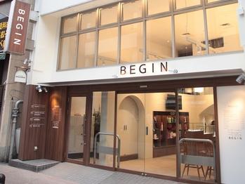 ビギン(BEGIN)(神奈川県小田原市/美容室)