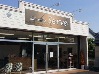 ヘアーメイクサーブ(hair make Serve)