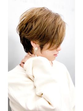 【Cenoter中島かなえ】ミセス☆おすすめ立体ショート