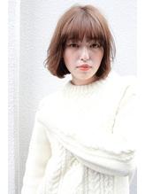 【金原】簡単スタイリング☆ふんわりレイヤーボブ.25