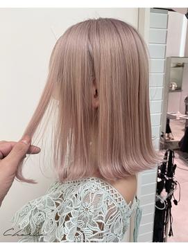 pale pink beige