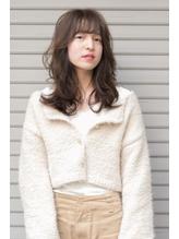 """"""" 春ロング silver gray color"""" 鈴木ちさと.28"""