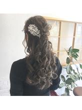LiLy hair design ~ ハーフアップ.39