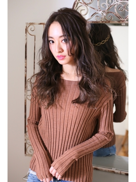Bella Yumie☆褒められ髪☆ロングヘアの簡単アレンジ