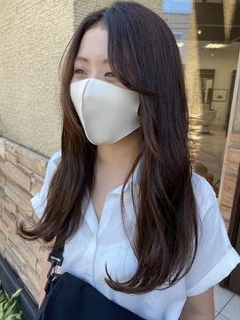 韓国風 ヨシンモリ オルチャンヘア 巻き髪☆