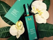 モロッカンオイル製品は、使う度に髪のコンディションを整えます