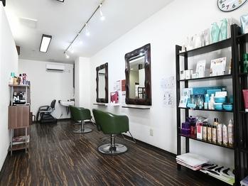 ヘルシーヘアーアゲイン(healthy hair AGAIN)(神奈川県川崎市宮前区/美容室)