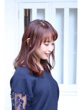 【coma中野】暖色デザインカラーフェアリーセミロング .54