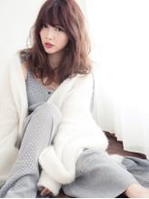 空気感×エレガンス☆女っぽフェアリーとろみセミロング フェミニン.34