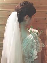 WEDDING 挙式ヘア.8
