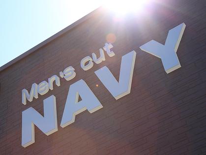 メンズカットネイビー(Men's cut NAVY) image