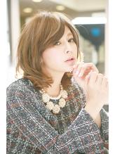 【croix】大人フェミニンミディ ゆるフワ.58