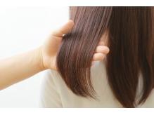 髪が美しくなる感動を体感いただけるはず。丁寧に施術します。