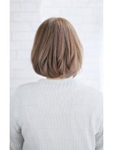 美髪黒髪着物イルミナカラーヘルシーレイヤーデジタルパーマ/102.17