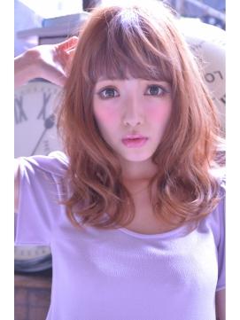 LAUREN☆甘辛大人Violet beige mediy STYLE★ tel0112328045