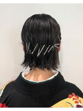 neroli 【ネロリ】【池袋 西口徒歩3分】 濡れ髪ウェーブセット
