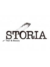 ヘアアンドビューティー ストーリア(hair & beauty STORIA)