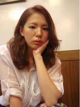 サン(hair