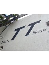 ヘアーズティティハーツ (Hair's TT Hearts)