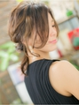 *+COVER HAIR+*…フェミニンな‥ルーズアレンジa