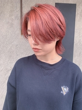 Short×Red Pink.24