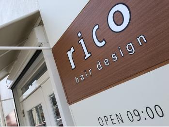 リコ ヘア デザイン 氏家店(RICO hair design)(栃木県さくら市/美容室)